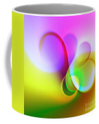 Listen To The Sound Of Colors -5- Coffee Mug by Issabild -