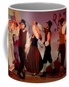Lithuanian Folk Dance Coffee Mug