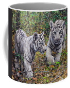 Little And Brave  Coffee Mug