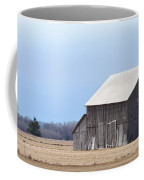 Little Barn On The Prairie  Coffee Mug