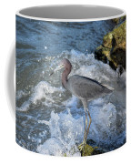 Little Blue And A Splash Coffee Mug