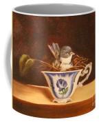 Little Blue Bird Coffee Mug