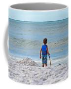 Little Boy Big Dreams Coffee Mug