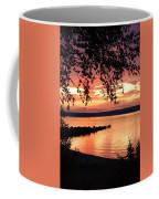 Little Breakwall Sunset Coffee Mug