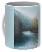 Little Buffalo River Coffee Mug by Mary Ann King