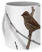 Little Bunting Coffee Mug