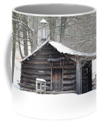 Little Cabin Coffee Mug