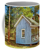 Little Cabin In The Country Pine Barrens Of New Jersey Coffee Mug