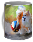 Little Cheerleader Coffee Mug