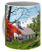 Little Church At Puako Big Island Coffee Mug