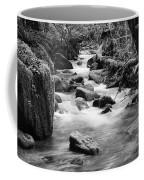 Little Creek 3 Bw Coffee Mug