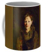 Little Dutch Girl Coffee Mug