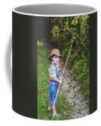 Little Fisherman Coffee Mug