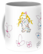 Little Flower Troll Coffee Mug