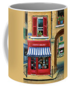 Little French Book Store Coffee Mug