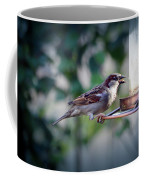 Little Friend Visitor Coffee Mug