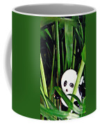 Little Glass Pandas 59 Coffee Mug