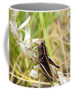 Little Grasshopper 2 Coffee Mug