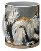 Little Gray Squirrel Coffee Mug