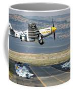 Little Horse Gear Coming Up Friday At Reno Air Races 16x9 Aspect Coffee Mug by John King