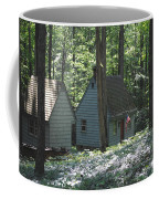 Little House In The Woods Coffee Mug
