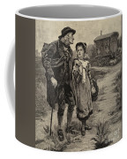 Little Nell And Her Grandfather  Coffee Mug