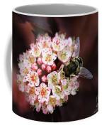 Little Pink Flowers Coffee Mug