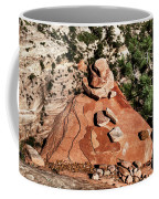 Little Pyramid Coffee Mug