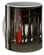 Little Red Boat IIi Coffee Mug
