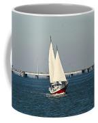 Little Red Boat Coffee Mug