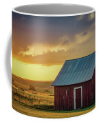 Little Red Shed Coffee Mug
