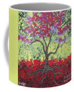 Little Red Tree Coffee Mug
