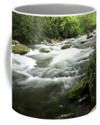 Little River 3 Coffee Mug