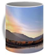 Little River In The Fall 2 Coffee Mug