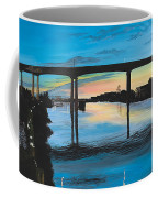 Little River Waterfront Coffee Mug