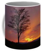 Little Round Top Sunset Coffee Mug