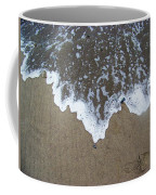 'little Sails' In The Surf Coffee Mug