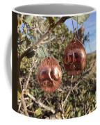 Elephant Earrings Coffee Mug