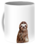 Little Sloth Coffee Mug by Amy Hamilton