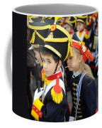 Little Soldiers II Coffee Mug