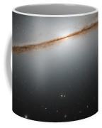 Little Sombrero Galaxy Ngc 7814 Coffee Mug