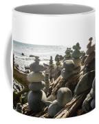 Little Stone Sculptures Coffee Mug