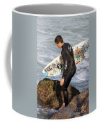 Little Surfer Dude Coffee Mug