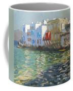 Little Venice Mykonos Coffee Mug