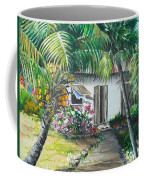 Little West Indian House 2...sold Coffee Mug