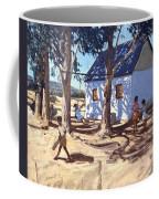 Little White House Karoo South Africa Coffee Mug