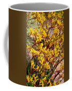 Little Yellow Flowers Coffee Mug
