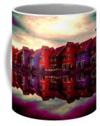 Live And Reflect Coffee Mug