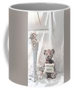Live, Laugh And Love Bear Coffee Mug