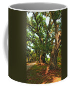 Live Oak Lane Coffee Mug by Steve Harrington